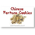 chinese new year fortune cookies