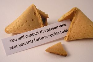 promotional fortune cookies