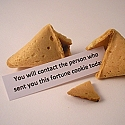 fortune cookies for chinese new year