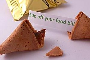 promotional fortune cookies for restaurants
