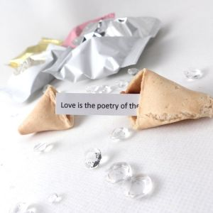 wedding quotation fortune cookies